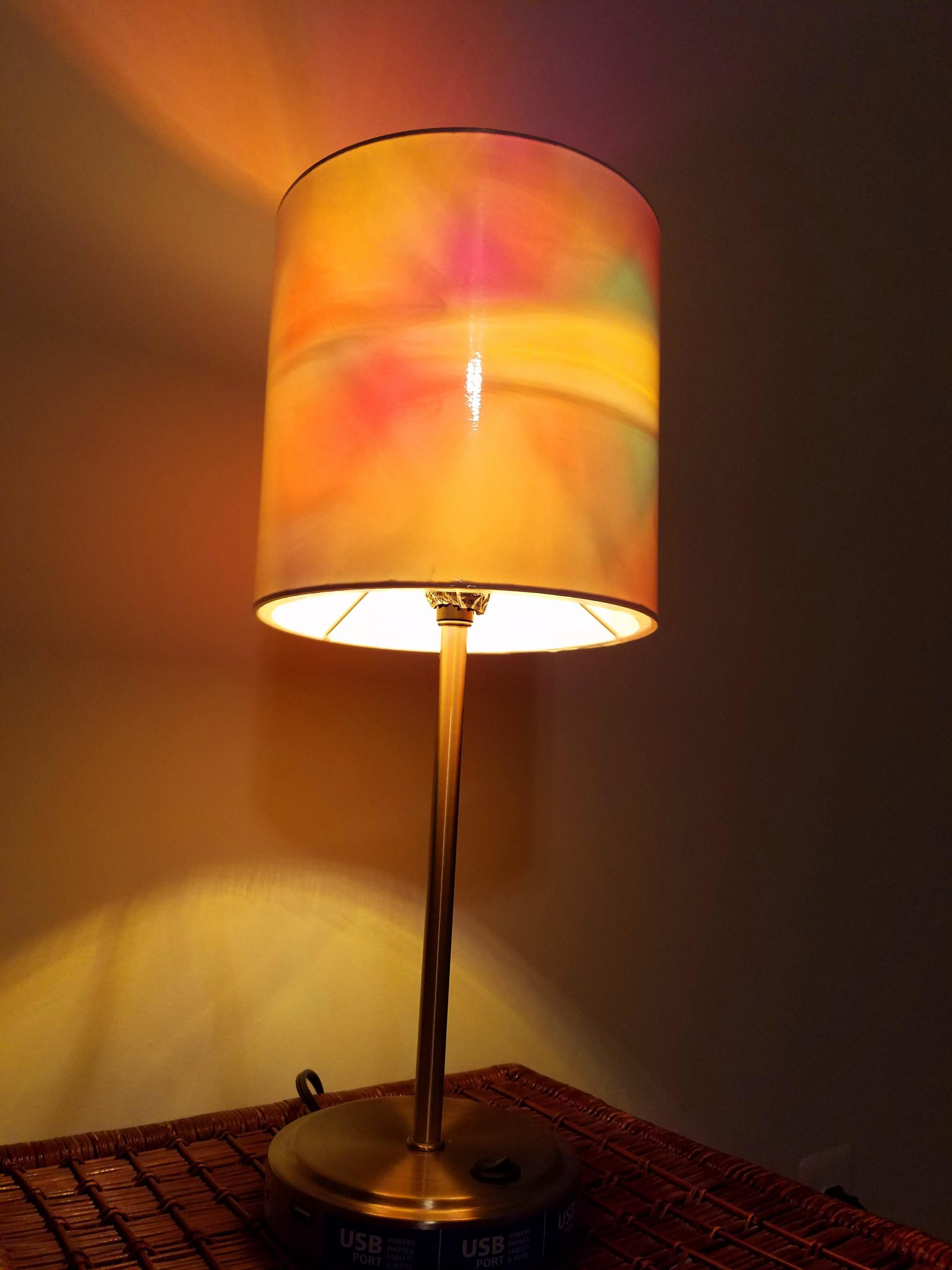 lamp glas in lood