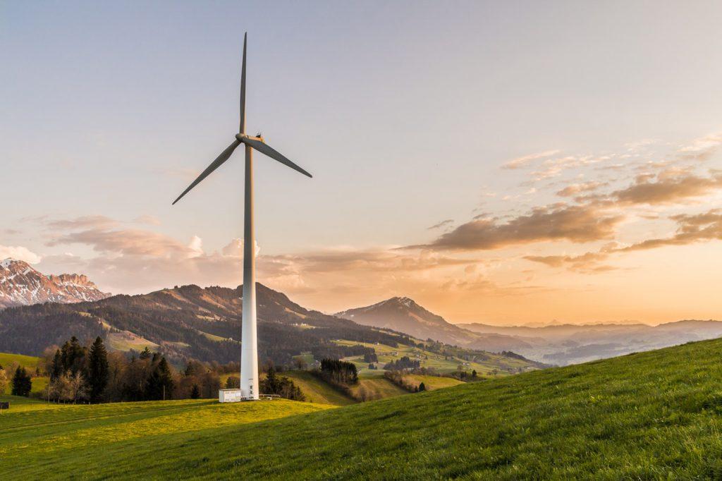 groene energie productie
