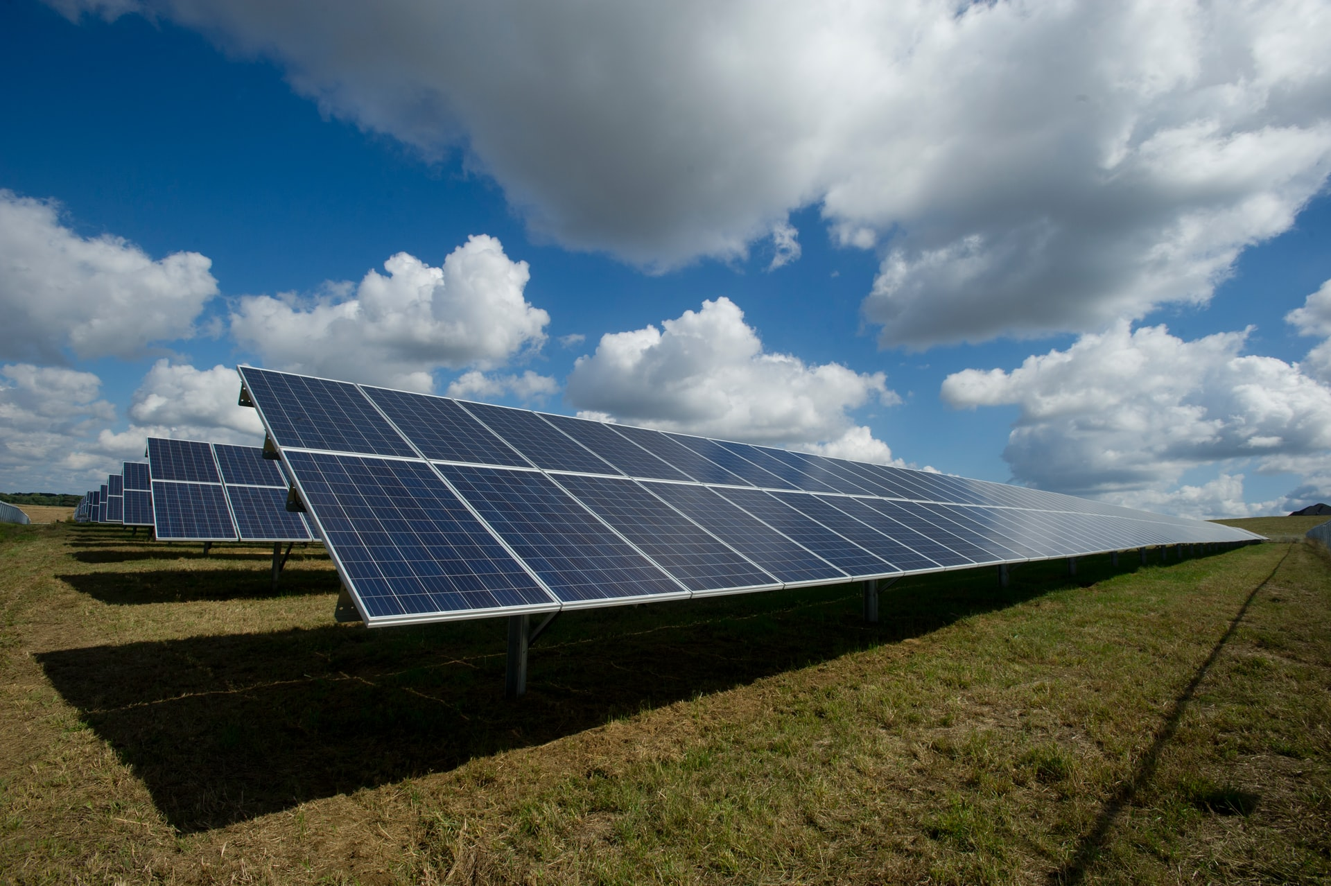 duurzaam stroom opgewekt met de zon